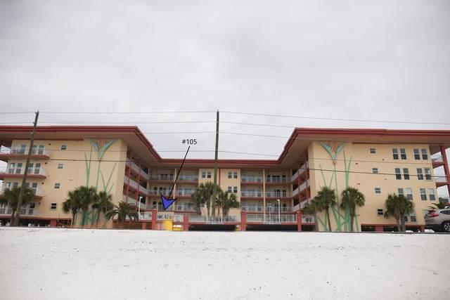 800 Hwy 98 #105, MEXICO BEACH, FL 32456 (MLS #309193) :: Berkshire Hathaway HomeServices Beach Properties of Florida
