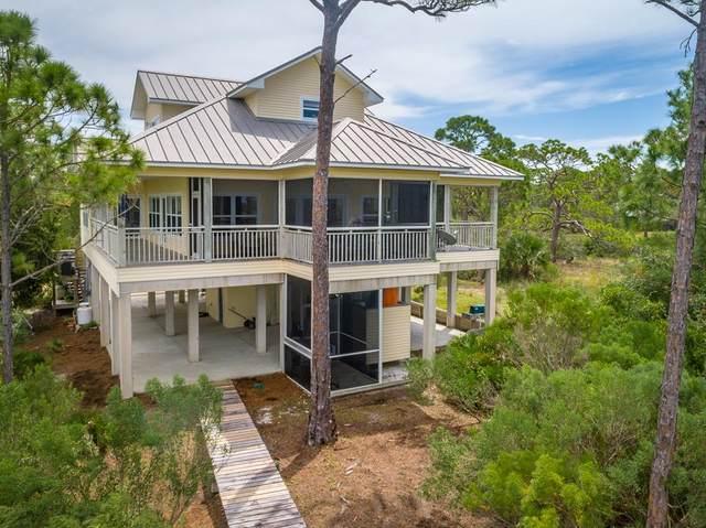 1423 Evodia Ct, ST. GEORGE ISLAND, FL 32328 (MLS #309194) :: Berkshire Hathaway HomeServices Beach Properties of Florida