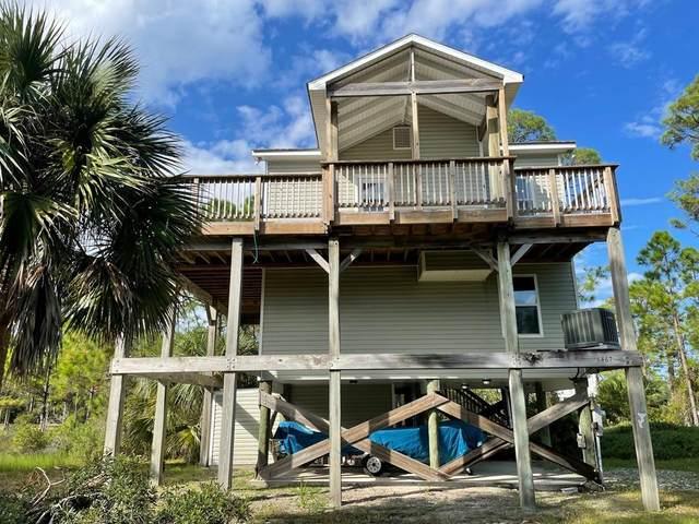 1467 E Gulf Beach Dr, ST. GEORGE ISLAND, FL 32328 (MLS #309195) :: Anchor Realty Florida
