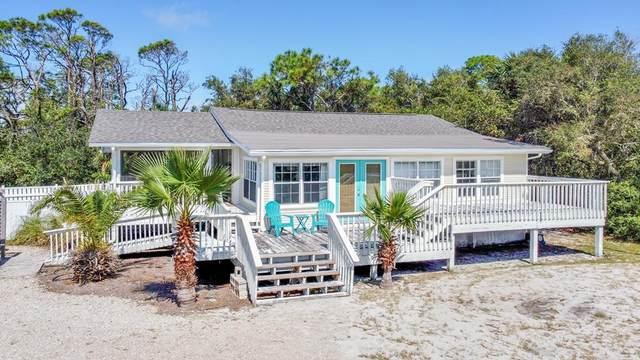 441 E Gulf Beach Dr, ST. GEORGE ISLAND, FL 32328 (MLS #309199) :: Anchor Realty Florida