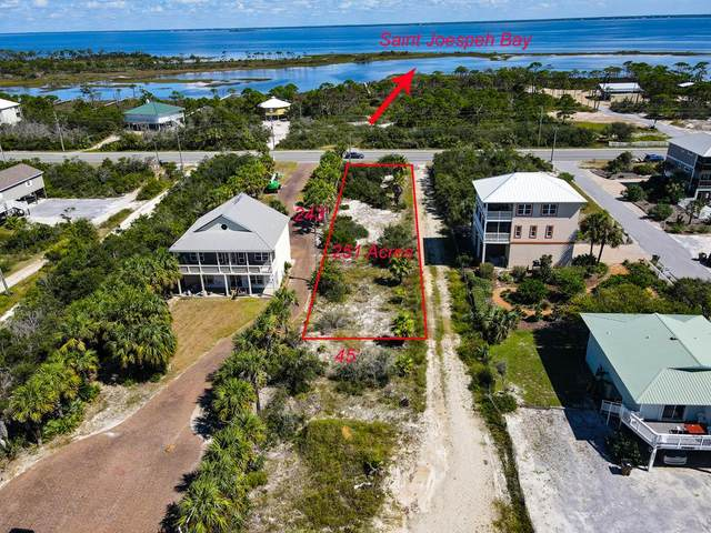 TBA Cape San Blas Rd, PORT ST. JOE, FL 32456 (MLS #309208) :: Anchor Realty Florida