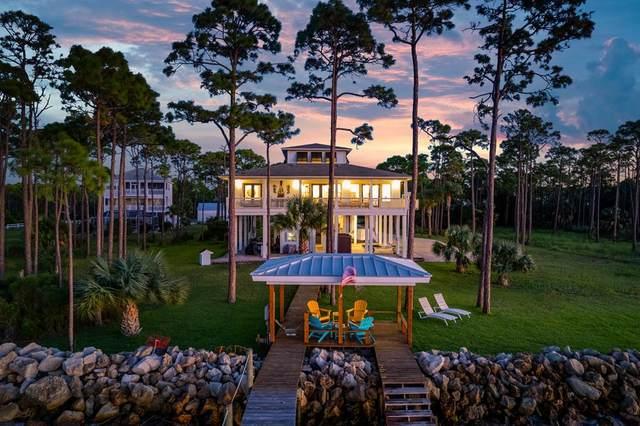 1289 E Gulf Beach Dr, ST. GEORGE ISLAND, FL 32328 (MLS #309212) :: Anchor Realty Florida