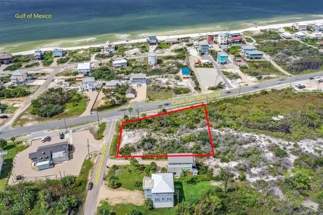 lot 9 Cape San Blas Rd, CAPE SAN BLAS, FL 32456 (MLS #309248) :: Berkshire Hathaway HomeServices Beach Properties of Florida