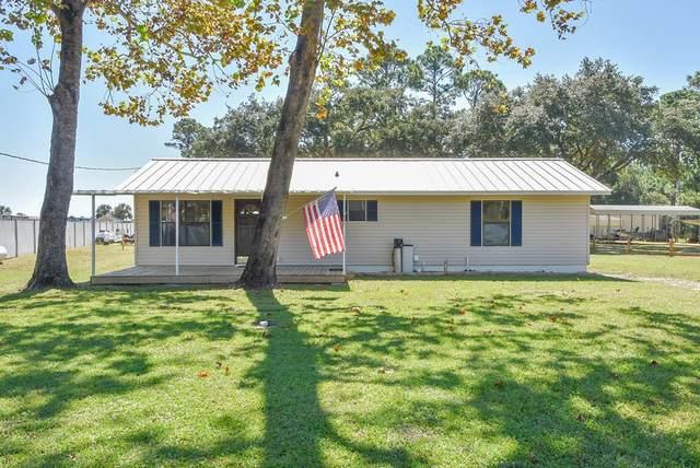 948 C C Land Rd, EASTPOINT, FL 32328 (MLS #309270) :: Anchor Realty Florida