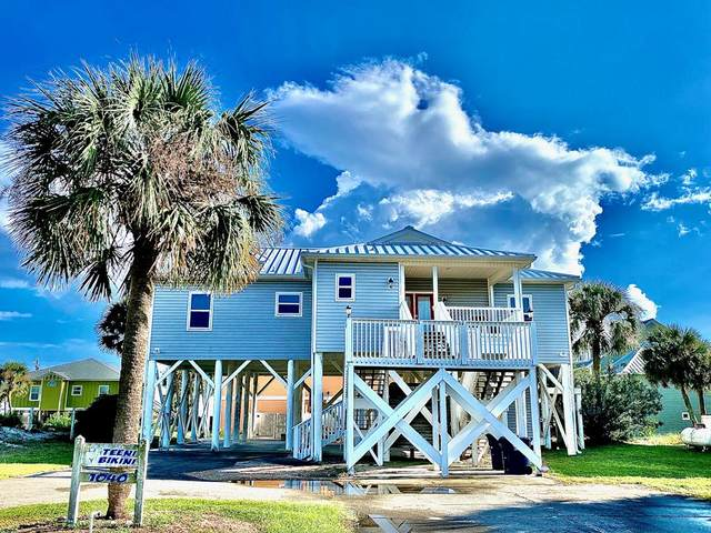 1040 E Gulf Beach Dr, ST. GEORGE ISLAND, FL 32328 (MLS #309286) :: Anchor Realty Florida