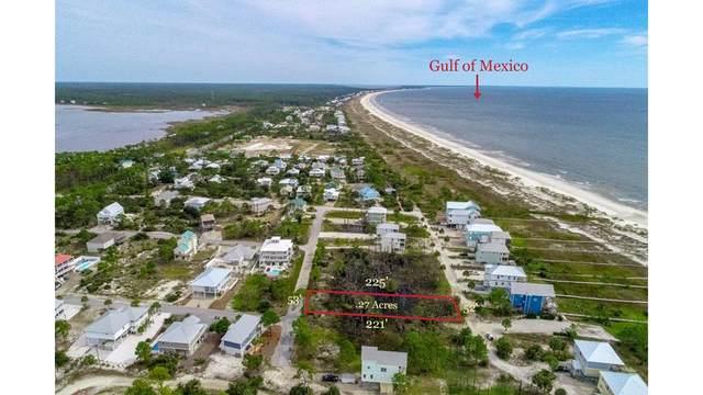 Lot 39 Mercury Ln, CAPE SAN BLAS, FL 32456 (MLS #309287) :: Berkshire Hathaway HomeServices Beach Properties of Florida