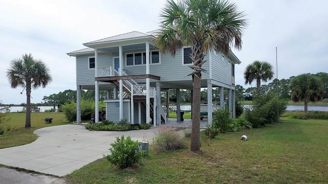 845 Mariners Ct, CARRABELLE, FL 32322 (MLS #309288) :: Anchor Realty Florida