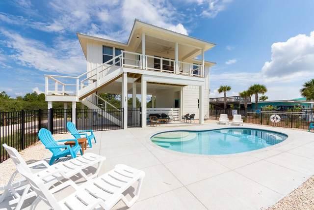 565 W Gulf Beach Dr, ST. GEORGE ISLAND, FL 32328 (MLS #309296) :: Berkshire Hathaway HomeServices Beach Properties of Florida