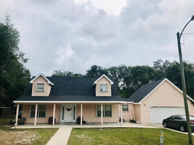 402 W 12Th St, CARRABELLE, FL 32322 (MLS #309303) :: Berkshire Hathaway HomeServices Beach Properties of Florida