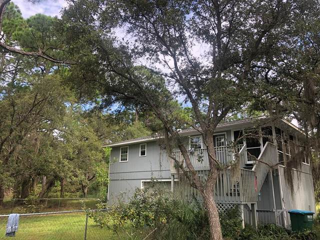24 Piper Ln, PANACEA, FL 32346 (MLS #309306) :: Berkshire Hathaway HomeServices Beach Properties of Florida