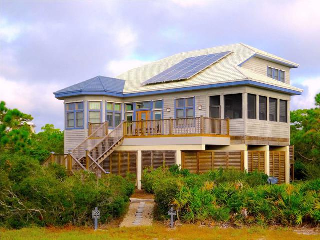 1800 Sea Oat Dr, ST. GEORGE ISLAND, FL 32328 (MLS #257598) :: Coast Properties