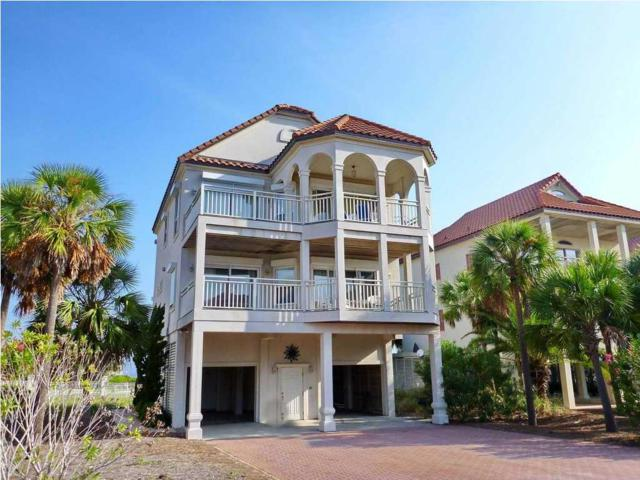 1822 Sunset Dr, ST. GEORGE ISLAND, FL 32328 (MLS #258878) :: Berkshire Hathaway HomeServices Beach Properties of Florida