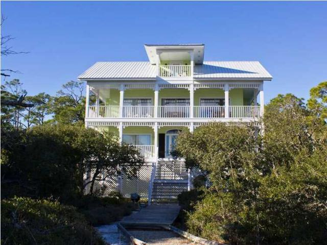 1852 Plantation Pass, ST. GEORGE ISLAND, FL 32328 (MLS #259280) :: Coast Properties