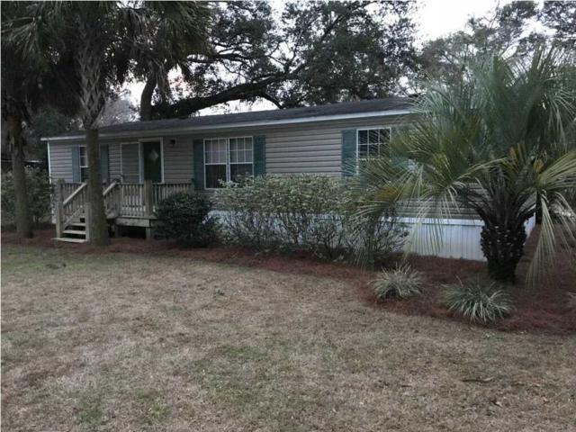 33 Pixie Cir, CRAWFORDVILLE, FL 32327 (MLS #260343) :: Berkshire Hathaway HomeServices Beach Properties of Florida