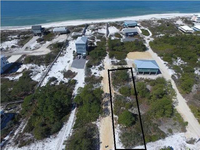 0 Cape San Blas Rd Lot 4, CAPE SAN BLAS, FL 32456 (MLS #260502) :: Coast Properties
