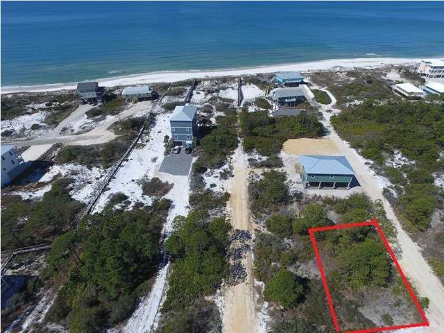 0 Cape San Blas Rd Lot 3, CAPE SAN BLAS, FL 32456 (MLS #260503) :: Coast Properties