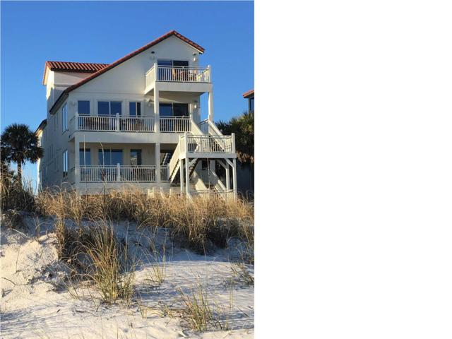 1880 Sunset Dr, ST. GEORGE ISLAND, FL 32328 (MLS #260899) :: Berkshire Hathaway HomeServices Beach Properties of Florida