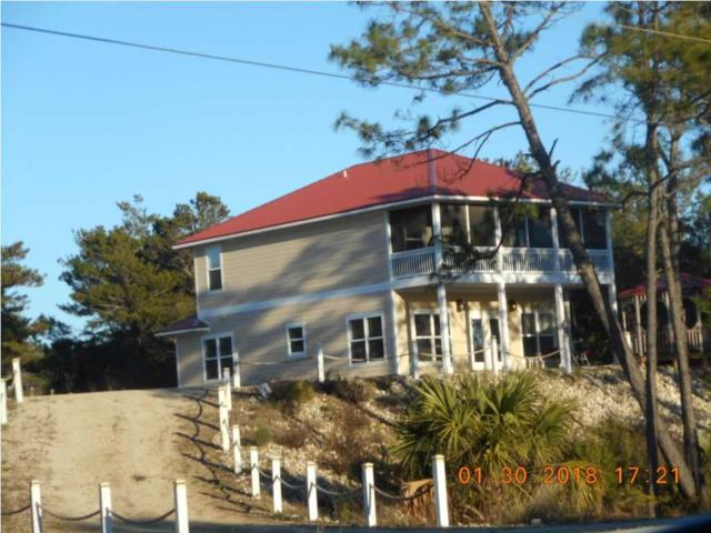 8696 West Hwy 98, PORT ST. JOE, FL 32456 (MLS #260980) :: Berkshire Hathaway HomeServices Beach Properties of Florida
