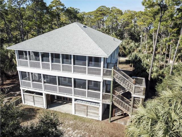 664 East Pine Ave, ST. GEORGE ISLAND, FL 32328 (MLS #260990) :: Coast Properties