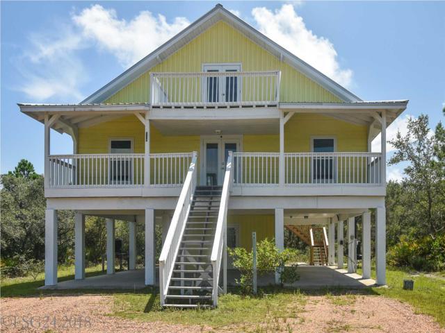 556 West Bayshore Dr, ST. GEORGE ISLAND, FL 32328 (MLS #261075) :: Coast Properties