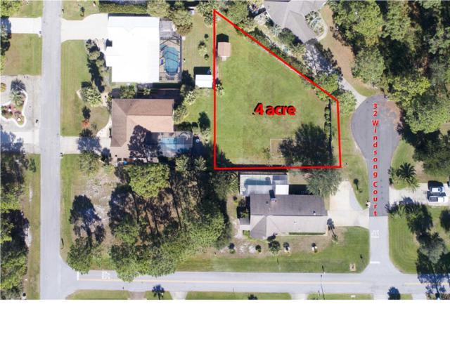 32 Windsong Ct, PORT ST. JOE, FL 32456 (MLS #261177) :: Berkshire Hathaway HomeServices Beach Properties of Florida