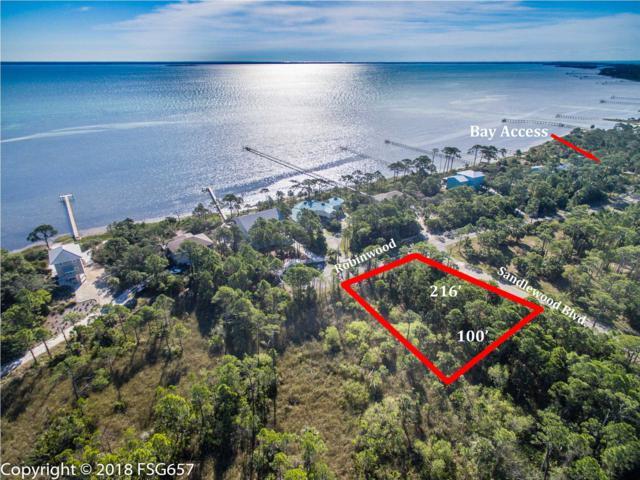 0 Sandlewood Blvd, PORT ST. JOE, FL 32456 (MLS #261227) :: Berkshire Hathaway HomeServices Beach Properties of Florida