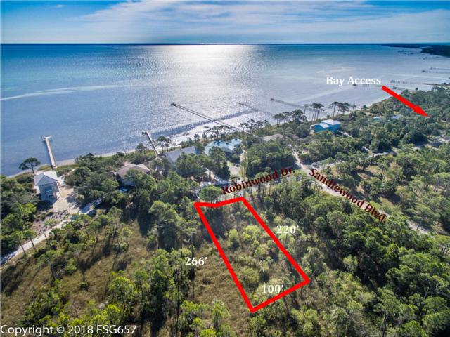 0 Robinwood Dr, PORT ST. JOE, FL 32456 (MLS #261228) :: Berkshire Hathaway HomeServices Beach Properties of Florida
