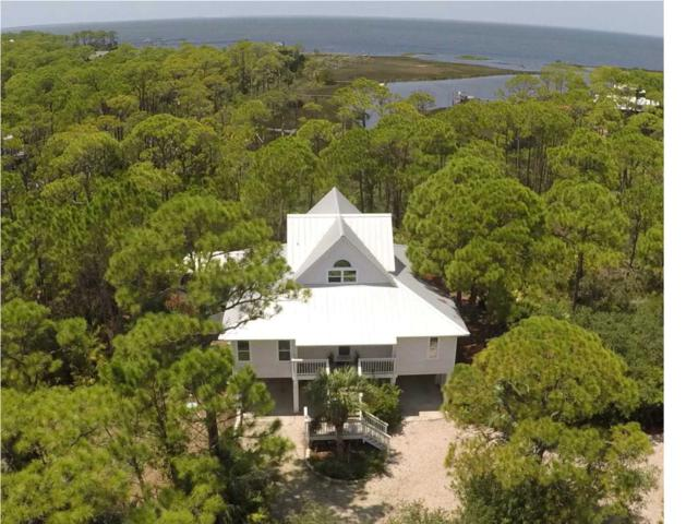 1943 Indian Harbor Rd, ST. GEORGE ISLAND, FL 32328 (MLS #262913) :: Berkshire Hathaway HomeServices Beach Properties of Florida