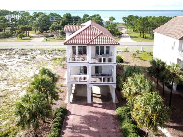1824 Sunset Dr, ST. GEORGE ISLAND, FL 32328 (MLS #262983) :: Berkshire Hathaway HomeServices Beach Properties of Florida