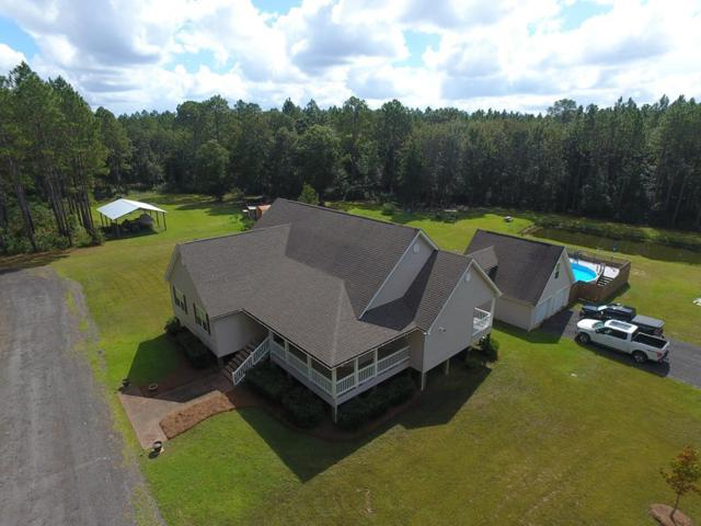 820 Stebel Ave, WEWAHITCHKA, FL 32465 (MLS #300214) :: Berkshire Hathaway HomeServices Beach Properties of Florida