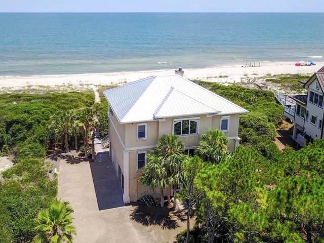 1624 Forsythia Ct, ST. GEORGE ISLAND, FL 32328 (MLS #300432) :: Coastal Realty Group