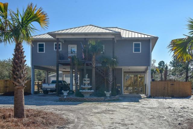 940 West Pine Ave, ST. GEORGE ISLAND, FL 32328 (MLS #300509) :: Berkshire Hathaway HomeServices Beach Properties of Florida