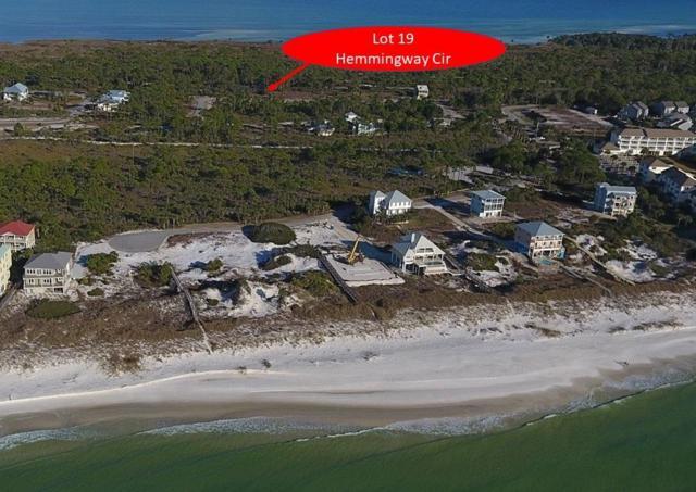 19 Hemmingway Cr, CAPE SAN BLAS, FL 32456 (MLS #300934) :: Berkshire Hathaway HomeServices Beach Properties of Florida