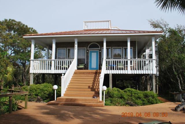 917 W Gulf Beach Dr, ST. GEORGE ISLAND, FL 32328 (MLS #301321) :: Coastal Realty Group
