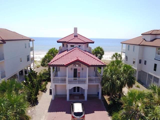 1850 Sunset Dr, ST. GEORGE ISLAND, FL 32328 (MLS #301337) :: Coastal Realty Group
