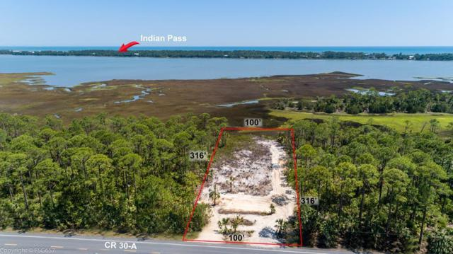 Lot 30 Cr 30-A Lot 30, PORT ST. JOE, FL 32456 (MLS #301650) :: Berkshire Hathaway HomeServices Beach Properties of Florida