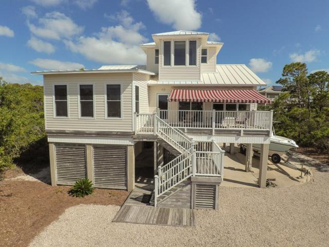 809 W Gulf Beach Dr, ST. GEORGE ISLAND, FL 32328 (MLS #301779) :: Coastal Realty Group