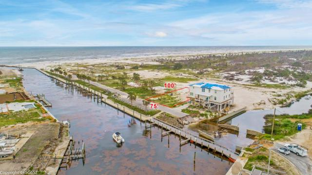 Lot 3 Canal Pkwy, MEXICO BEACH, FL 32456 (MLS #302002) :: Coastal Realty Group