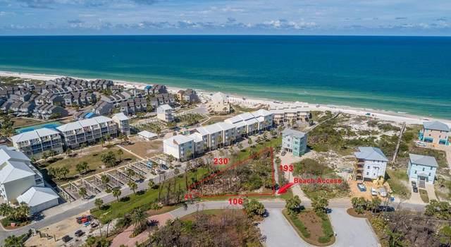 Lot 3 Sapodilla Ln, CAPE SAN BLAS, FL 32456 (MLS #302018) :: Anchor Realty Florida