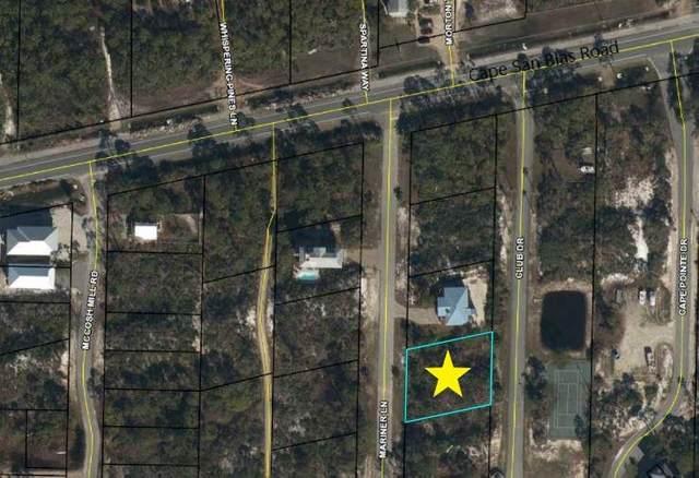 108 Mariner Ln, CAPE SAN BLAS, FL 32456 (MLS #302134) :: Anchor Realty Florida