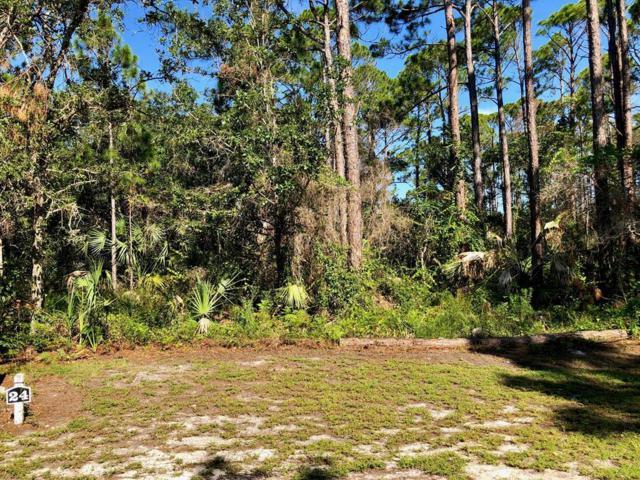 Lot 24 Waters Edge Dr, PORT ST. JOE, FL 32456 (MLS #302280) :: Berkshire Hathaway HomeServices Beach Properties of Florida