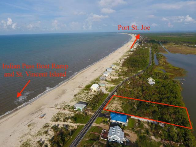 Lot 23 Indian  Pass Rd, PORT ST. JOE, FL 32456 (MLS #302346) :: Berkshire Hathaway HomeServices Beach Properties of Florida