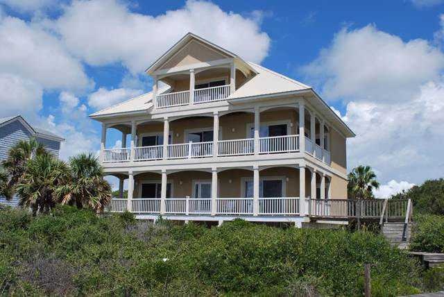 1616 Forsythia Ct, ST. GEORGE ISLAND, FL 32328 (MLS #302447) :: Anchor Realty Florida