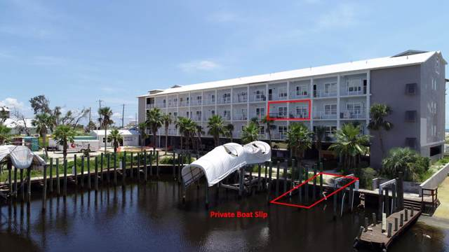 3606 Hwy 98 #206, MEXICO BEACH, FL 32456 (MLS #302481) :: Berkshire Hathaway HomeServices Beach Properties of Florida