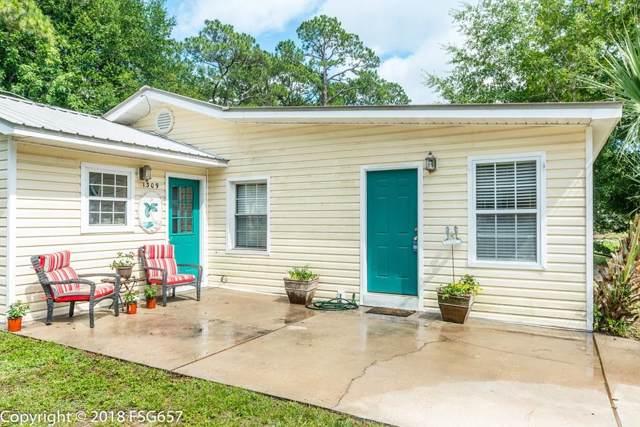 1309 Palm Blvd, PORT ST. JOE, FL 32456 (MLS #302613) :: Coastal Realty Group