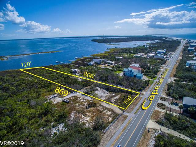 TBD Cape San Blas Rd, CAPE SAN BLAS, FL 32456 (MLS #302933) :: Coastal Realty Group