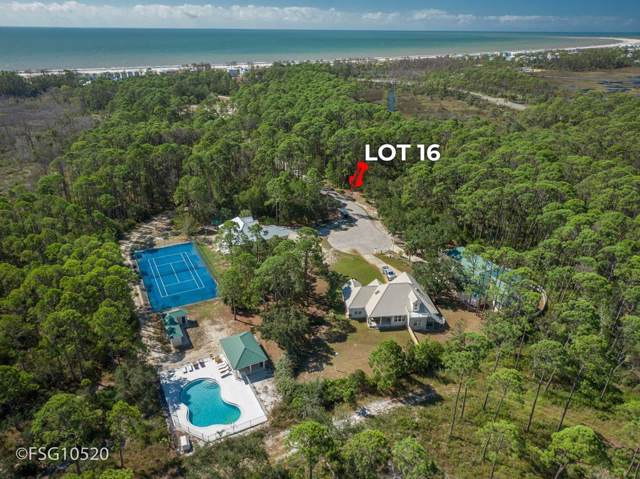 16 Waters Edge Dr, PORT ST. JOE, FL 32456 (MLS #302956) :: Berkshire Hathaway HomeServices Beach Properties of Florida