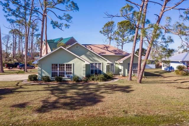 414 Nautilus Dr, PORT ST. JOE, FL 32456 (MLS #303042) :: Berkshire Hathaway HomeServices Beach Properties of Florida