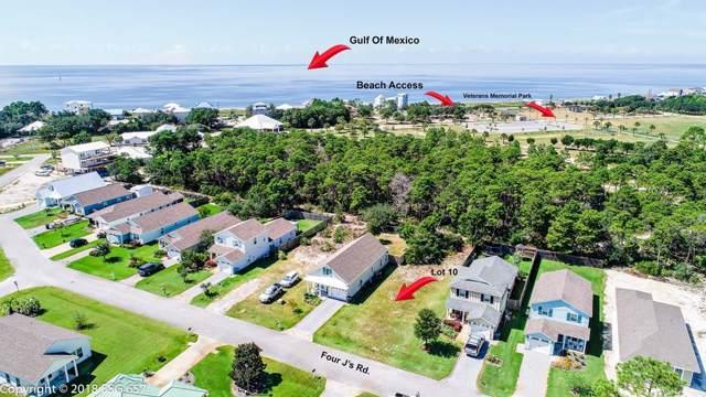 10 Four J's Rd Lot 10, PORT ST. JOE, FL 32456 (MLS #303171) :: Anchor Realty Florida