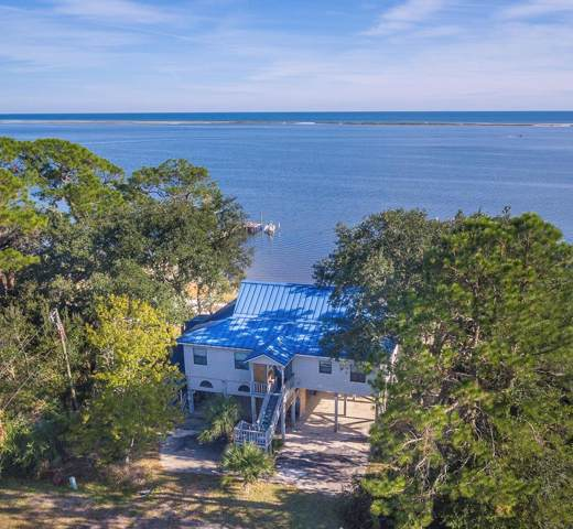 2296 Hwy 98 E, CARRABELLE, FL 32322 (MLS #303174) :: Berkshire Hathaway HomeServices Beach Properties of Florida